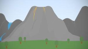 background backgrounds nodes stick sticknodes volcano utopian