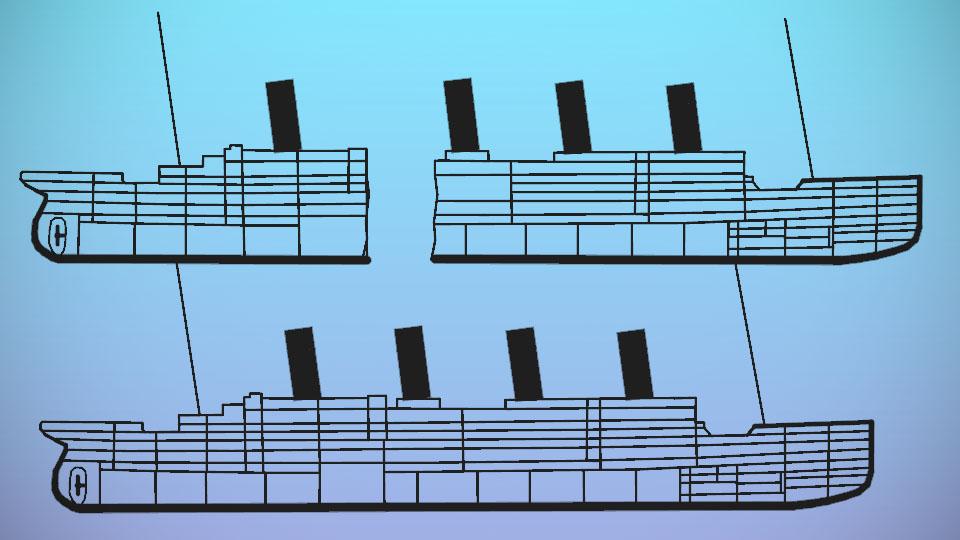 inside the titanic diagram polaris 500 ho wiring pack stick nodes