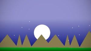 backgrounds sticknodes bg mountain nodes stick night stickfigures