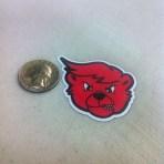 Tiny Gnarbear Stickers