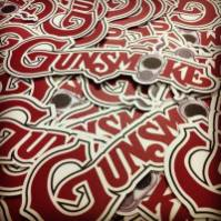 Gunsmoke Stickers