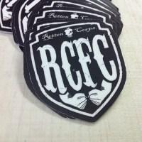 RCFC Stickers