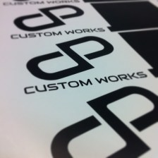 DP Customworks Diecut Stickers