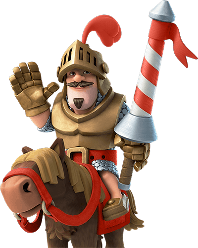 Clash Royale Red Prince Transparent Png Stickpng