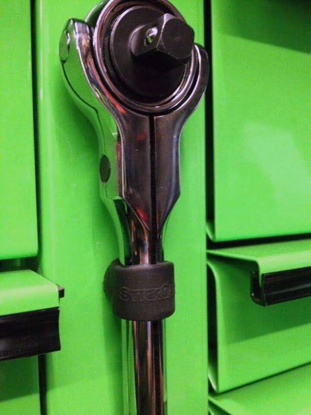 2020 Website Work Green Toolbox Snapon Ratchet