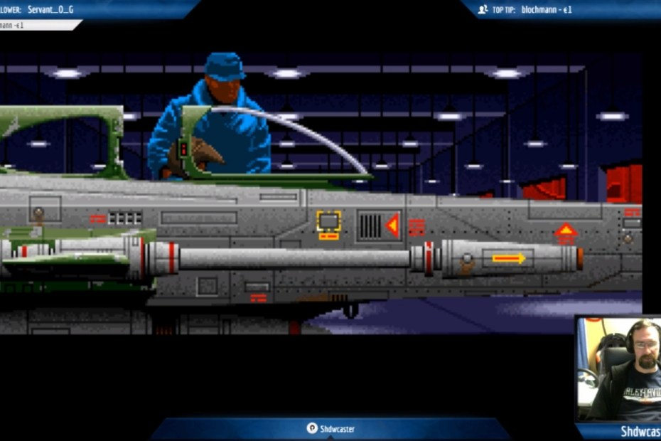 Let S Play Wing Commander Gimle Mission 3 Deathstroke
