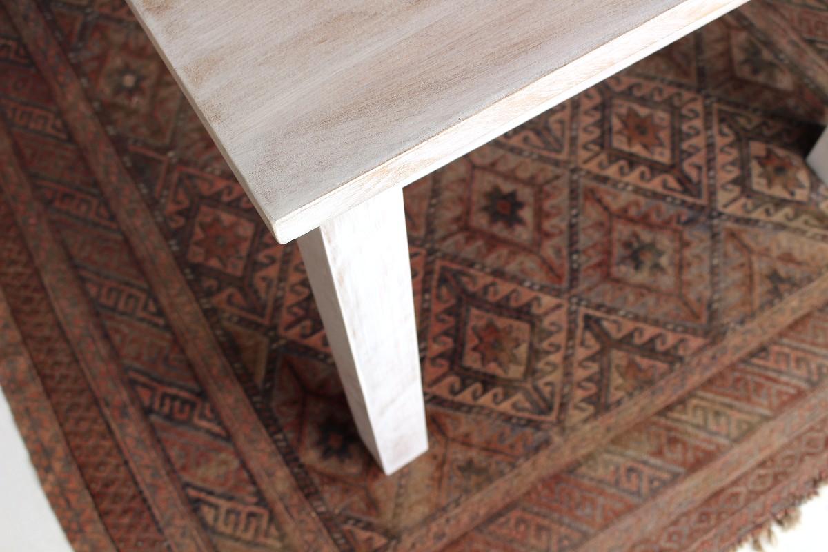 Sticks and Bricks northampton custom furniture 1 inch farm table