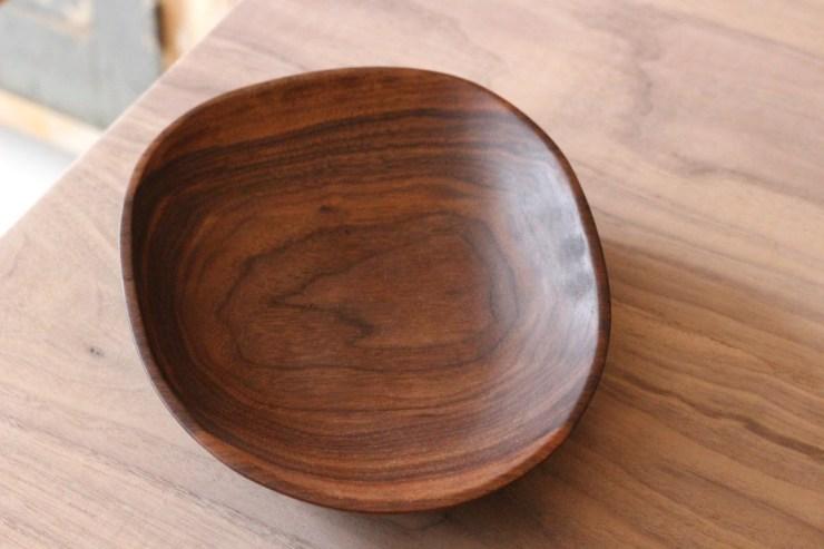sticks and bricks justin kemp bowl in mahogany