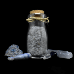 "Handcrafted ""Renew Salt"" created by Sticks & Stones Magic"