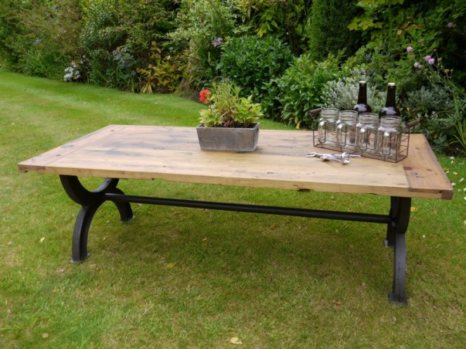 Industrial Coffee Table 1