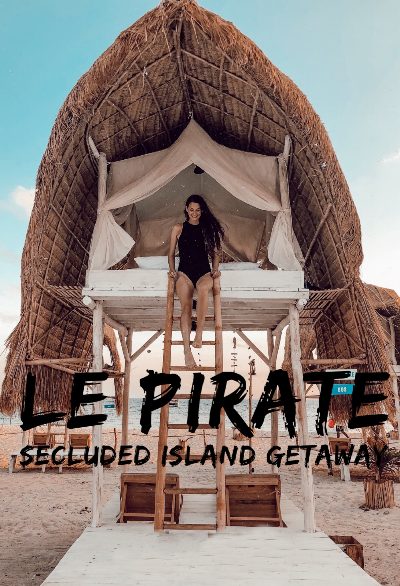 Le Pirate Secluded Island Getaway Sticks To City Slicks