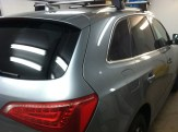 Audi Q5 After Autpo Window Tinting