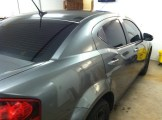Avenger After Auto Window Tinting