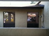 After Residential Bronze Home Tinting