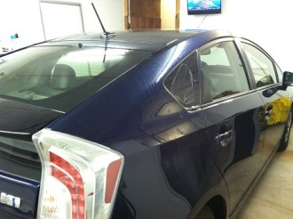 Prius for J and J Before Auto Window Tinting
