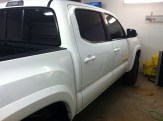 Tacoma Sport After Auto Window Tinting