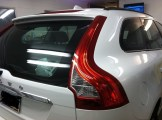 Volvo for J and J Before Auto Window Tinting