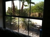 AL Home window tinting before and after