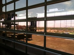 Top Golf Completed Commercial Window Tinting