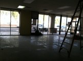 Commercial After Window Tint Stripping FBBC