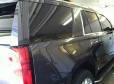 After Brown SUV Tinting