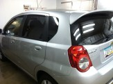 Aveo chevy After Mobile Auto Tinting