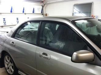 Subaru Impreza Before Specialty Tinting