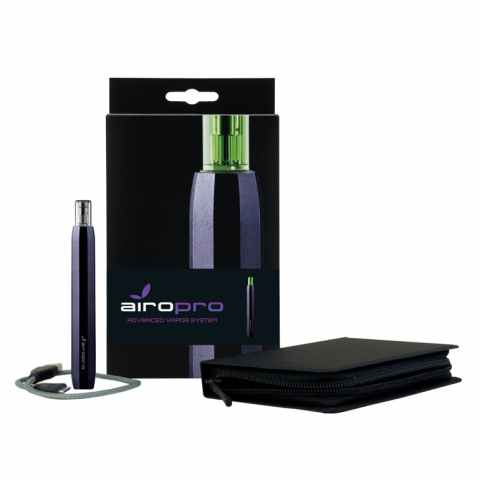 AiroPro - Indigo Battery - w:Carrying Case dispensary open