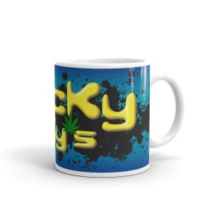 Sticky Icky coffee mug