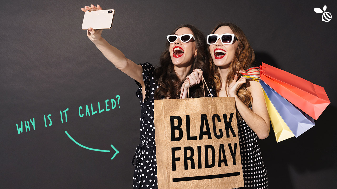 Black Friday ? Why Is It Called Black Friday? It's Not A Happy, Shopping ...