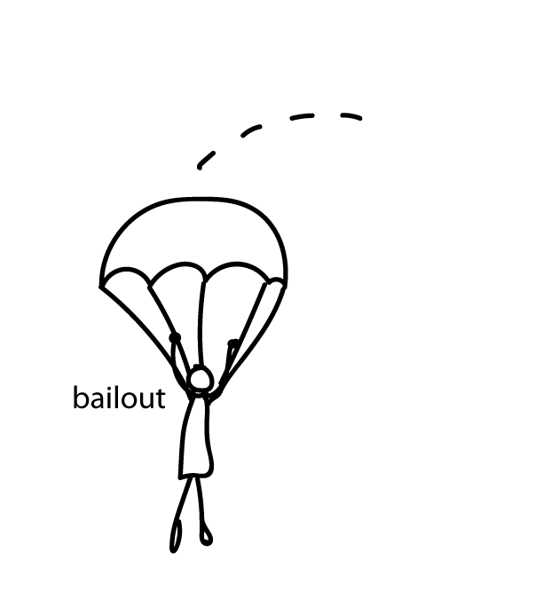 B is for . . .Bailout!