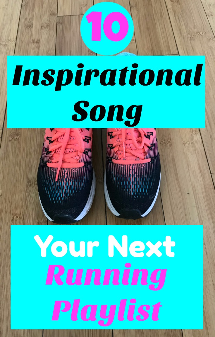 Your Running Playlist for Inspiration and health.