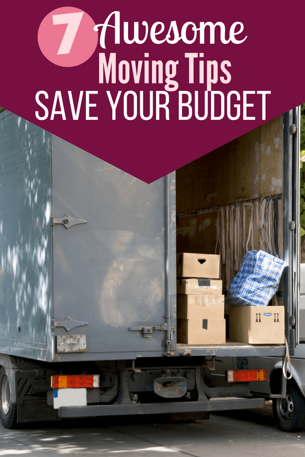 Are you planning your next big move? These Simple Moving Tips will help you save money on your next big move.