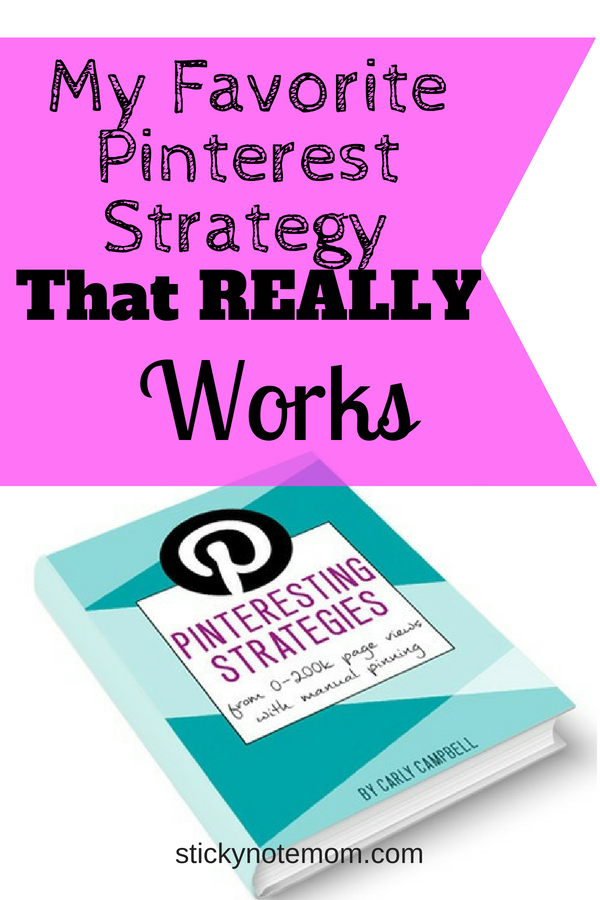 Bloggers are always chasing traffic and using Pinterest to drive traffic. The best Pinterest strategy for bloggers that really works is this ebook!
