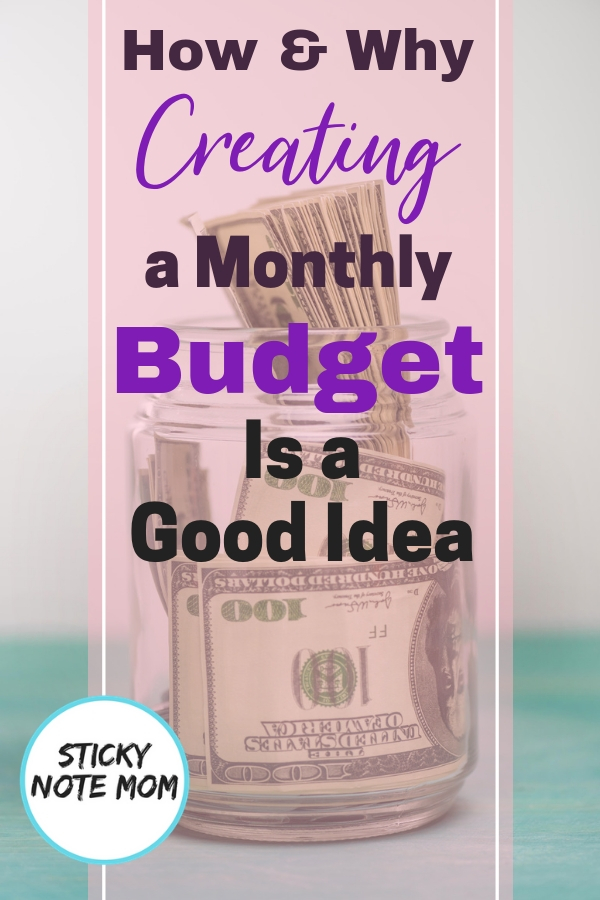 Sometimes you have to figure out why you need to budget and how to create a budget. This tutorial teaches you how and why to create a monthly spending plan and has a free printable!