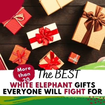 The Best White Elephant Gifts Everyone will Fight For