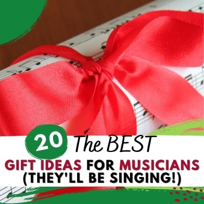 The best gift ideas for musicians