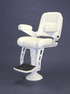Low Back Admiral Seat  Custom Captains Chair  STIDD