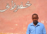 Man in Tindouf refugee camps