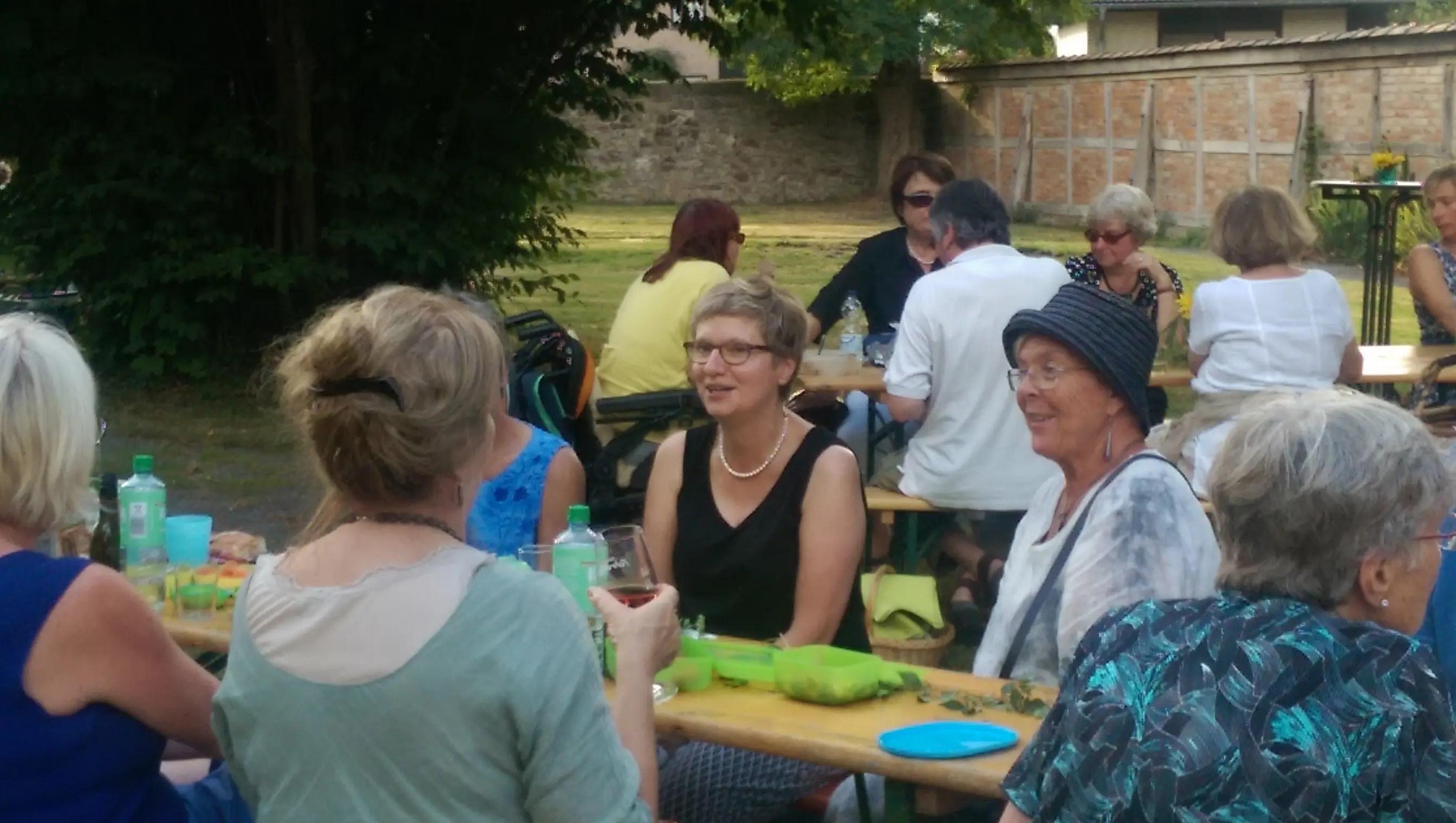 Picknickgäste, Foto: privat
