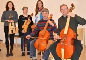 Dieter Klaus Peise und Ensemble, © privat