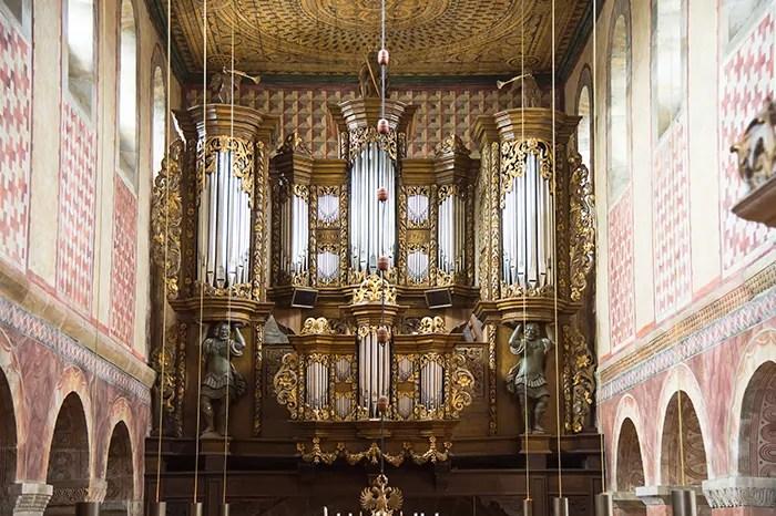 Orgelführung, © Klocke