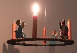 Weihnachtserinnerung, Foto Uda von der Nahmer