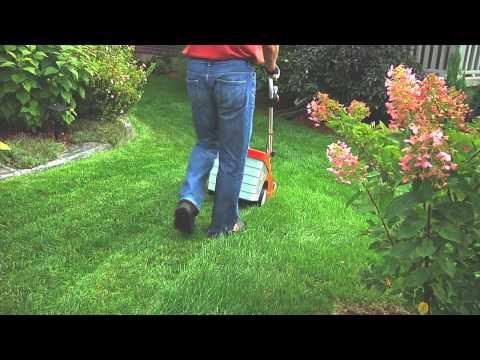New STIHL RMA 370 Lithium Ion Lawn Mower