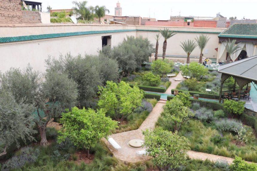 Jardin Secret, Marrakech