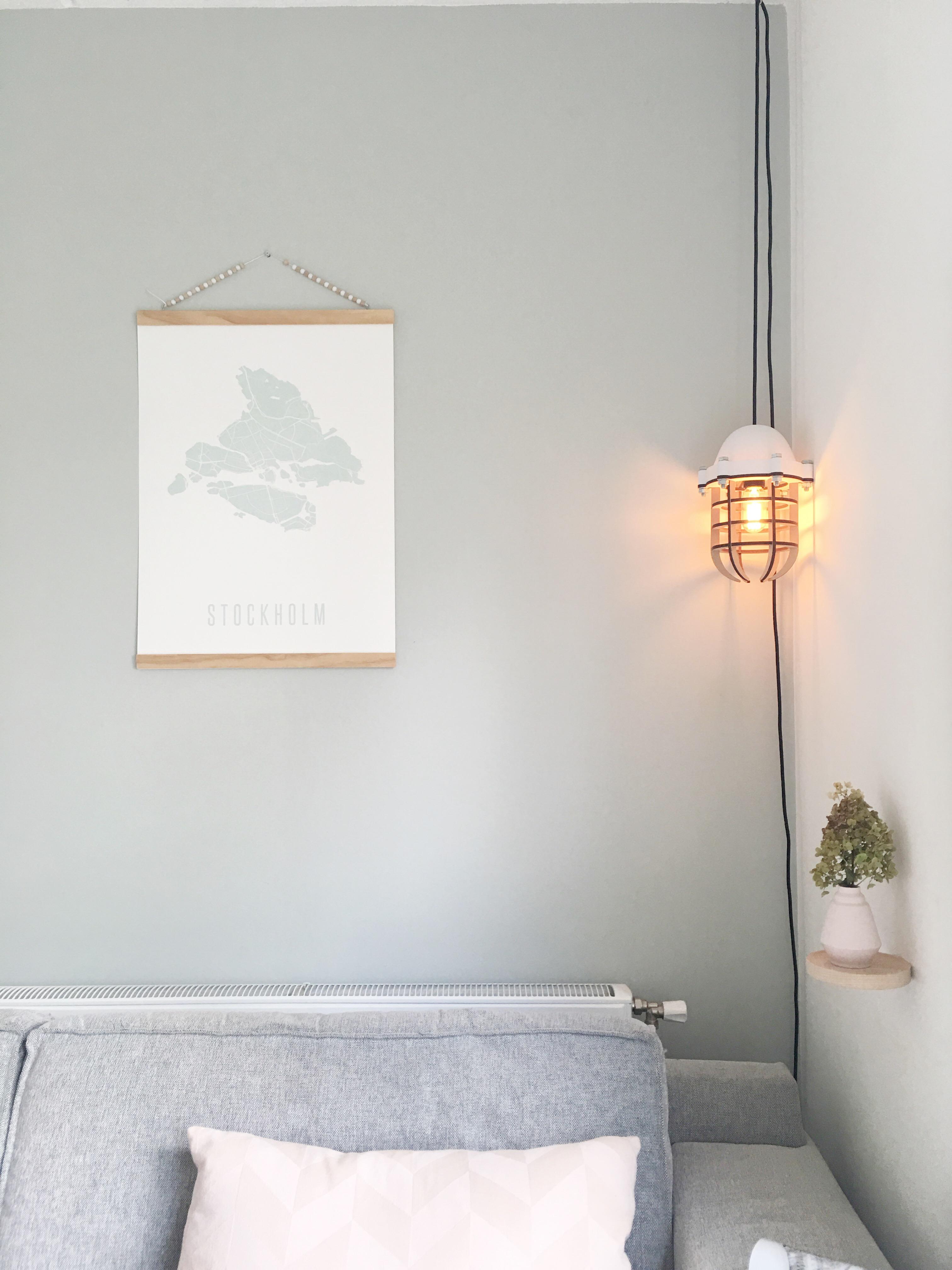 Een multifunctionele lamp