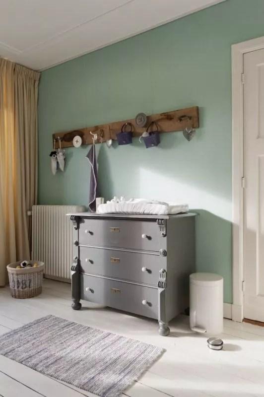 Interieur kids mintgroen babykamer kinderkamer inspiratie deel 1 stijlvol styling - Idee van interieurontwerp ...