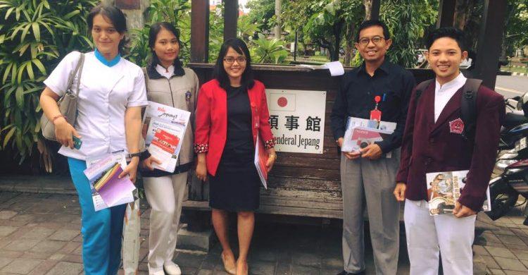 Pengiriman Mahasiswa Ke Jepang