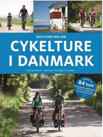 Boka sykkelturer i danmark forside