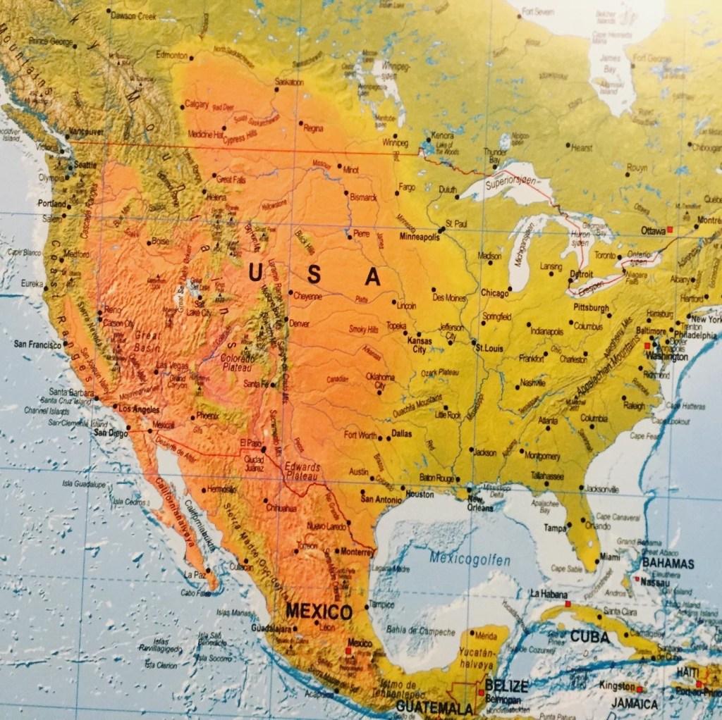 Verdenskart-USA-detalj-kart